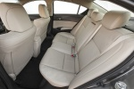 Picture of 2013 Acura ILX Sedan 2.0 Rear Seats in Parchment