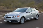 Picture of 2013 Acura ILX Sedan 1.5 Hybrid in Silver Moon