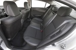Picture of 2013 Acura ILX Sedan 1.5 Hybrid Rear Seats in Ebony