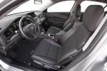 Picture of 2014 Acura ILX Sedan 1.5 Hybrid Front Seats in Ebony