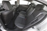 Picture of 2014 Acura ILX Sedan 1.5 Hybrid Rear Seats in Ebony