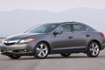 2015 Acura ILX Sedan 2.0 in Modern Steel Metallic - Static Front Left View