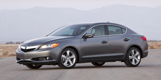 2015 Acura ILX Pictures