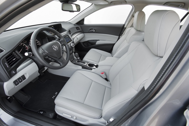 2016 Acura ILX Sedan Front Seats Picture