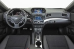 Picture of 2016 Acura ILX Sedan Cockpit in Ebony