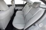 Picture of 2016 Acura ILX Sedan Rear Seats in Graystone