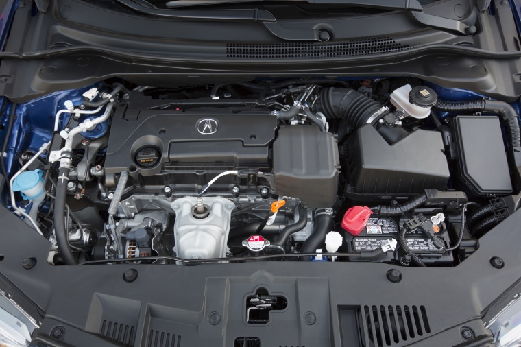 2017 Acura ILX Sedan 2.4-liter 4-cylinder Engine Picture