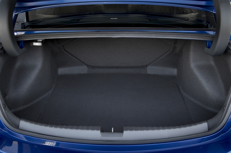 2017 Acura ILX Sedan Trunk Picture