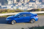 2017 Acura ILX Sedan in Catalina Blue Pearl - Driving Side View