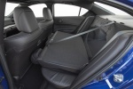 2017 Acura ILX Sedan Rear Seats Folded in Ebony