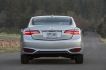 2017 Acura ILX Sedan in Slate Silver Metallic - Static Rear View