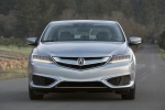 2017 Acura ILX Sedan in Slate Silver Metallic - Static Frontal View