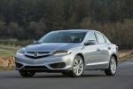 2017 Acura ILX Sedan in Slate Silver Metallic - Static Front Left View