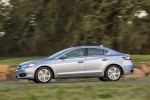 2017 Acura ILX Sedan in Slate Silver Metallic - Driving Side View