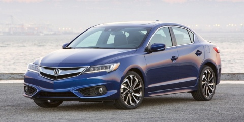 2017 Acura ILX 2.4 Premium, Technology Plus, A-Spec Review
