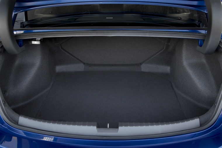 2018 Acura ILX Sedan Trunk Picture