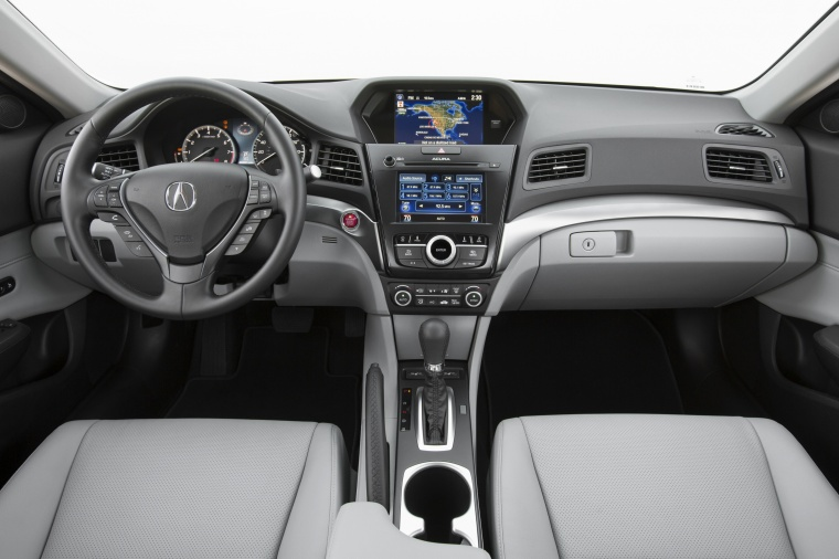 2018 Acura ILX Sedan Cockpit Picture