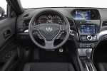Picture of 2018 Acura ILX Sedan Cockpit in Ebony
