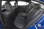 Picture of 2018 Acura ILX Sedan Rear Seats with Armrest in Ebony
