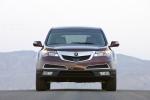 Picture of 2011 Acura MDX in Dark Cherry Pearl