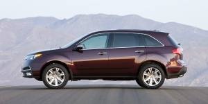 2011 Acura MDX Reviews / Specs / Pictures / Prices