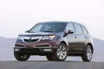 Picture of 2012 Acura MDX in Dark Cherry Pearl II