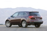 Picture of 2013 Acura MDX in Dark Cherry Pearl