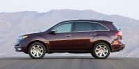 2013 Acura MDX, Technology, Advance V6 AWD Review