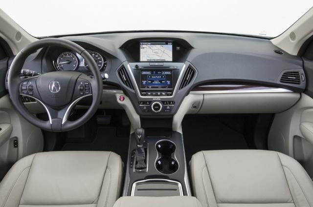 2014 Acura  MDX Picture