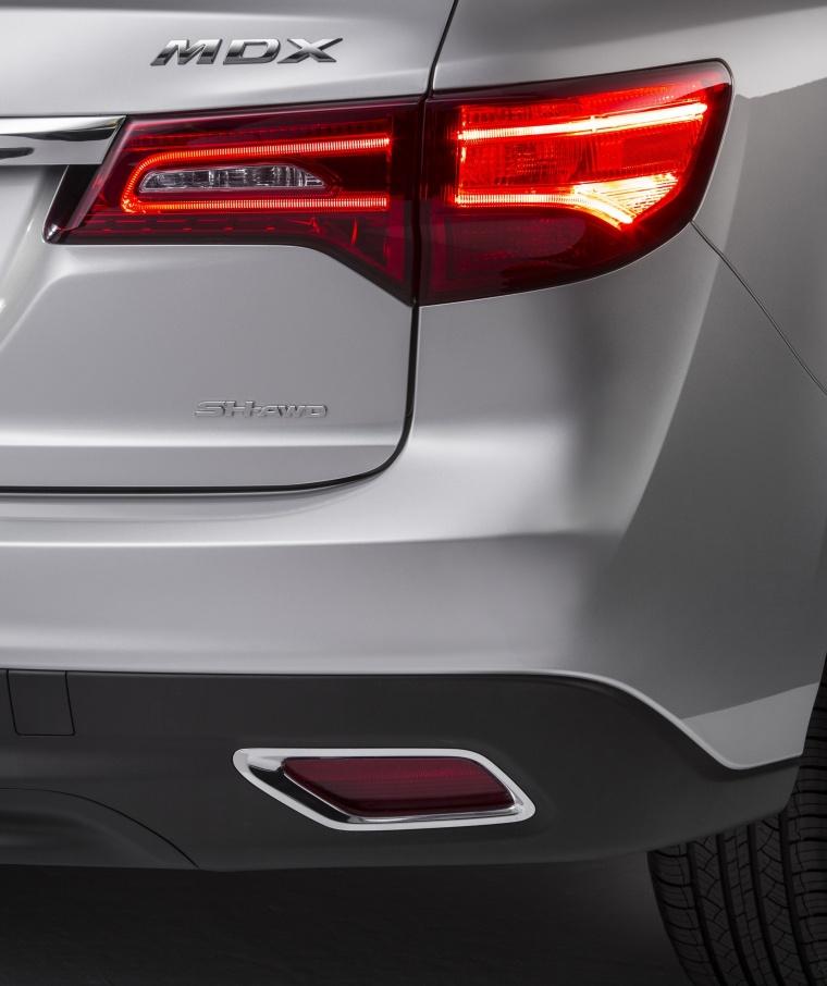 2016 Acura Mdx Tail Light
