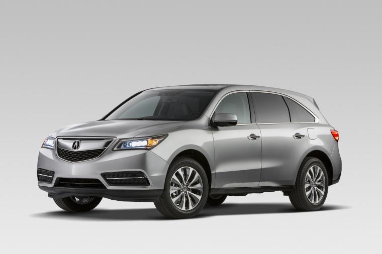 2016 Acura MDX Picture