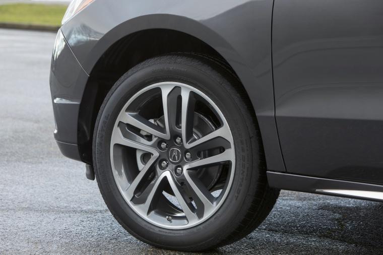 2017 Acura MDX Sport Hybrid Rim Picture
