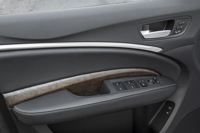 2017 Acura MDX Sport Hybrid Door Panel Picture