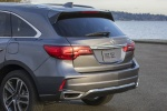 Picture of 2017 Acura MDX Sport Hybrid Rear Fascia