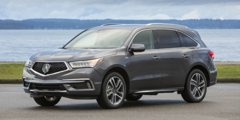 2017 Acura MDX, Sport Hybrid, Technology, Advance V6 SH-AWD Review