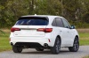 Picture of a 2019 Acura MDX A-Spec in White Diamond Pearl from a rear right perspective