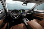 Picture of a 2019 Acura MDX's Cockpit