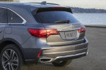 Picture of a 2019 Acura MDX Sport Hybrid's Rear Fascia