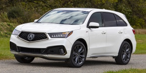 Research the Acura MDX