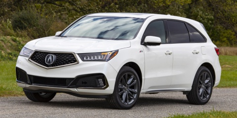 2019 Acura MDX, Sport Hybrid, Technology, Advance, A-Spec V6 SH-AWD Review