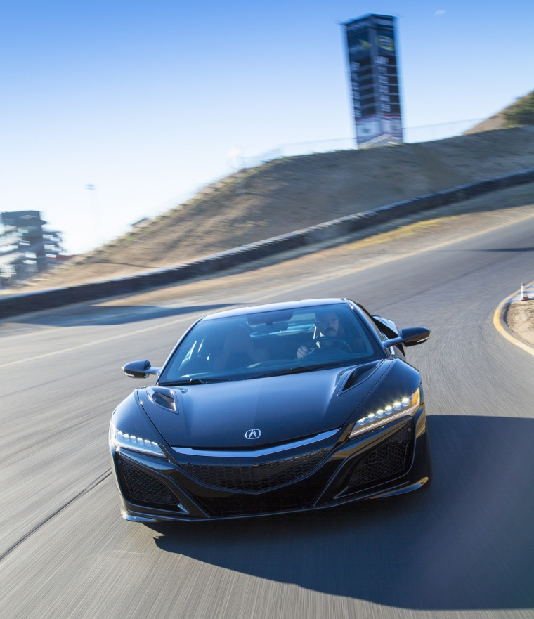 2017 Acura NSX Sport Hybrid SH-AWD Picture