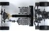 2017 Acura NSX Sport Hybrid SH-AWD Drivetrain Picture