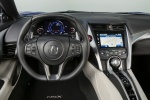Picture of 2017 Acura NSX Sport Hybrid SH-AWD Cockpit