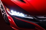 Picture of 2017 Acura NSX Sport Hybrid SH-AWD Headlight