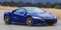 2017 Acura NSX Sport Hybrid SH-AWD Review