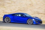 2018 Acura NSX Sport Hybrid SH-AWD in Nouvelle Blue Pearl - Driving Side View