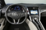 Picture of 2018 Acura NSX Sport Hybrid SH-AWD Cockpit
