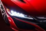 Picture of 2018 Acura NSX Sport Hybrid SH-AWD Headlight