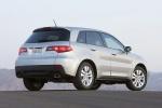 Picture of 2010 Acura RDX in Palladium Metallic