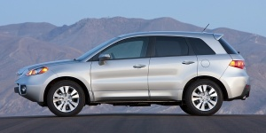 2010 Acura RDX Reviews / Specs / Pictures / Prices